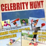 Celebrity hunt juego